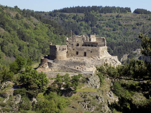 Chateau de Beaufort Goudet