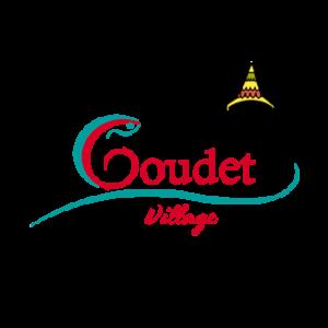 logo mairie goudet